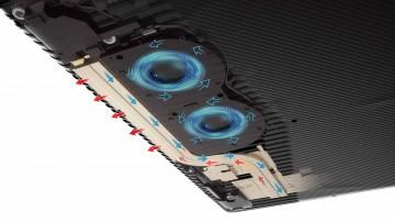Фото 11 Ноутбук Lenovo Legion Y520-15IKBN Black (80WK00G6RU)