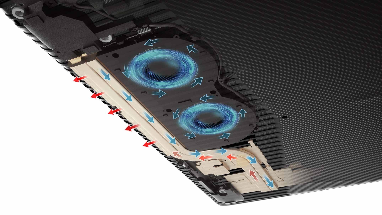 Фото  Ноутбук Lenovo Legion Y520-15IKBN Black (80WK01EVRU)