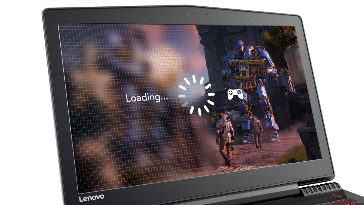Фото  Ноутбук Lenovo Legion Y520-15IKBM Black (80YY00AHRU)