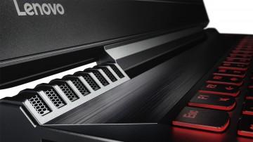 Фото 17 Ноутбук Lenovo Legion Y520-15IKBM Black (80YY00AHRU)