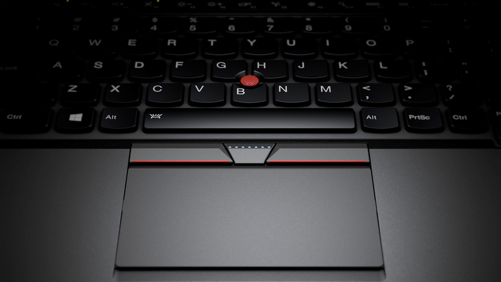 Фото  Ультрабук ThinkPad X1 Carbon 5th Gen (20HR006BRT)