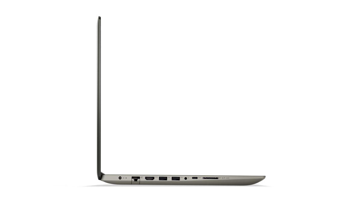 Фото  Ноутбук Lenovo ideapad 520-15 Iron Grey (81BF00JWRA)