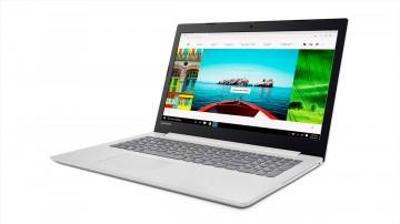 Ноутбук Lenovo ideapad 320-15 Blizzard White (80XH00WURA)