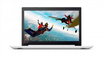 Фото 2 Ноутбук Lenovo ideapad 320-15 Blizzard White (80XH00WURA)