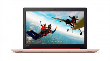 Фото 4 Ноутбук Lenovo ideapad 320-15 CORAL RED (80XL03HRRA)