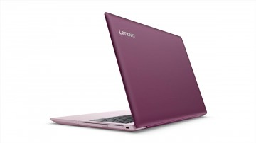 Фото 3 Ноутбук Lenovo ideapad 320-15 Plum Purple (80XL03HSRA)