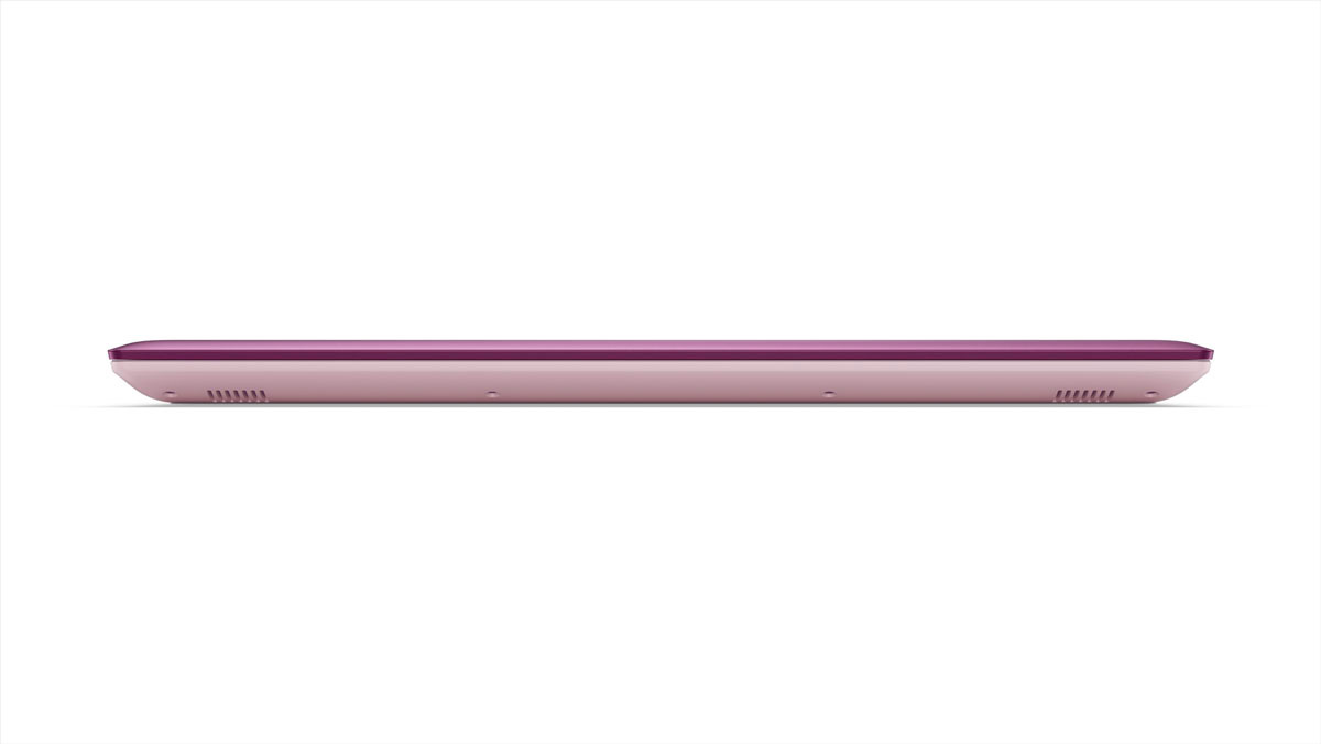 Фото  Ноутбук Lenovo ideapad 320-15 Plum Purple (80XH01XNRA)