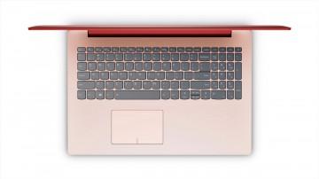 Фото 6 Ноутбук Lenovo ideapad 320-15 Coral Red (80XH00W4RA)
