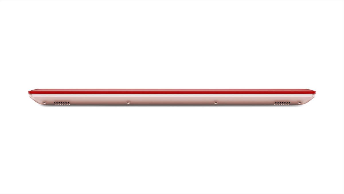 Фото  Ноутбук Lenovo ideapad 320-15 Coral Red (80XH00W4RA)