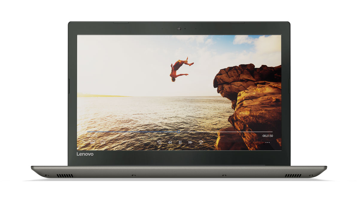 Фото  Ноутбук Lenovo ideapad 520-15 Iron Grey (81BF00JDRA)