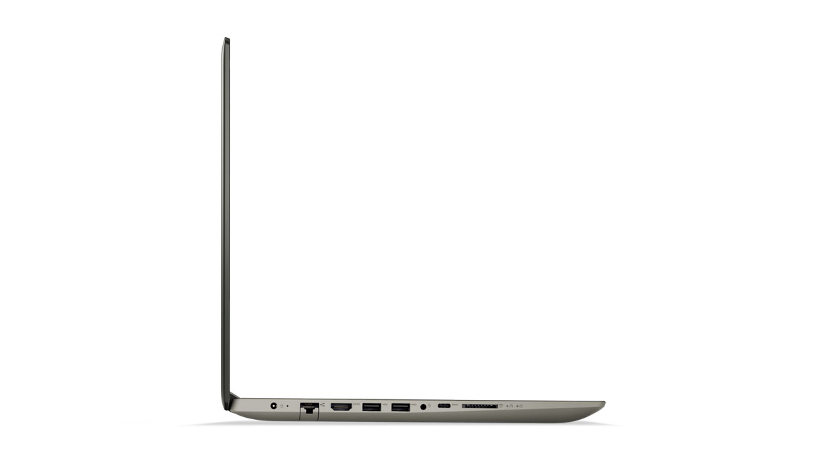 Фото  Ноутбук Lenovo ideapad 520-15 Iron Grey (81BF00JJRA)