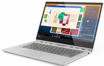 Фото 5 Ультрабук Lenovo Yoga 920 Vibes (Glass) Platinum (80Y8004RRA)