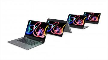 Фото 6 Ультрабук Lenovo Yoga 720 Platinum (80X700BFRA)