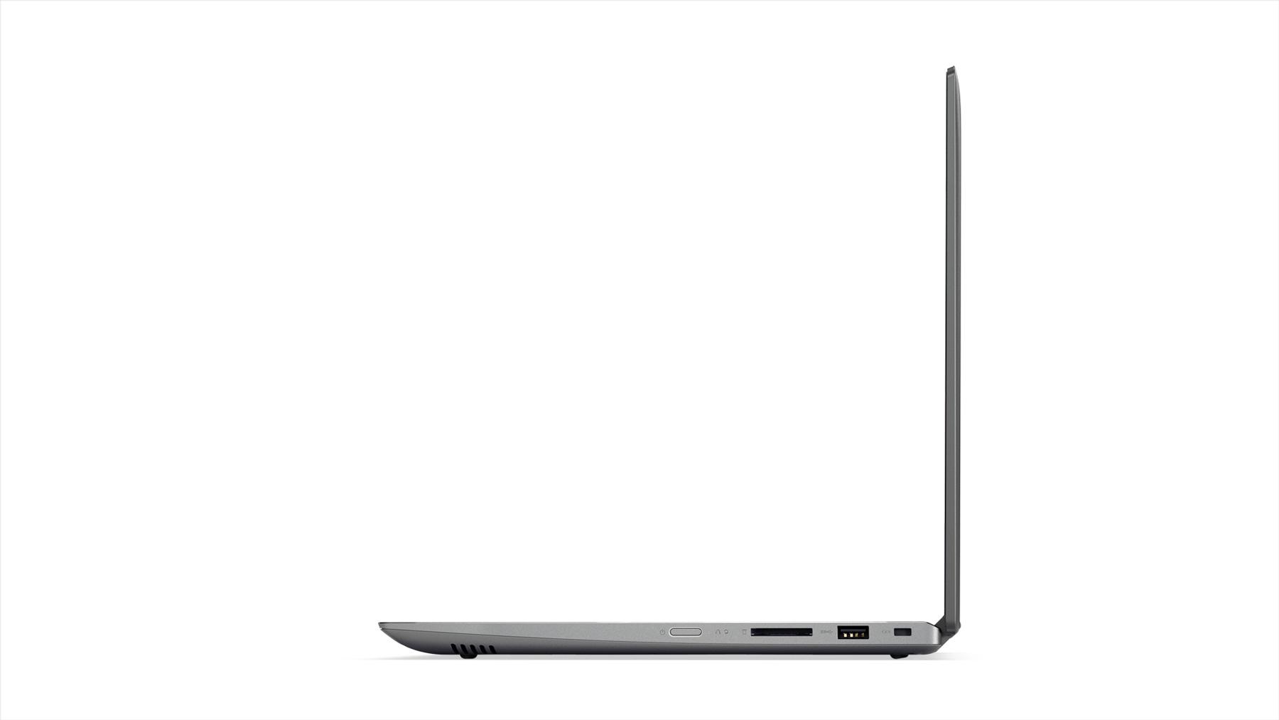 Фото  Ультрабук Lenovo Yoga 520 Mineral Grey (81C800CVRA)