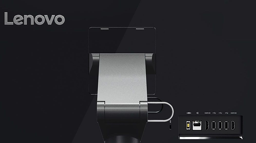 Фото  Моноблок Lenovo V510z (10NQ000VUA)