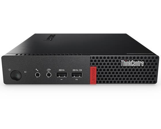 Фото  Компьютер Lenovo ThinkCentre M710q Tiny (10MQS4DS00)