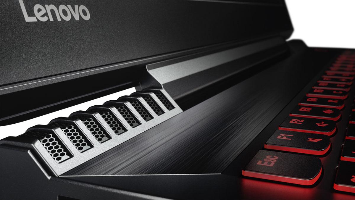 Фото  Ноутбук Lenovo Legion Y520-15 (80WK01A0RA)
