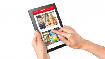 Фото 7 Планшет Lenovo TAB3 Plus (X70F) WIFI 16GB Slate Black (ZA0X0197UA)