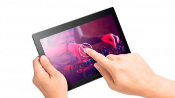 Фото 9 Планшет Lenovo TAB3 Plus (X70F) WIFI 16GB Slate Black (ZA0X0197UA)