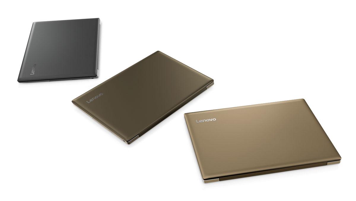 Фото  Ноутбук Lenovo ideapad 520-15 Golden (81BF00JMRA)