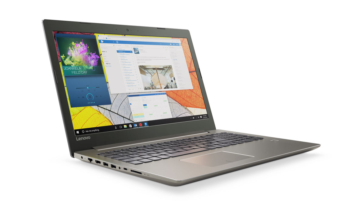 Фото  Ноутбук Lenovo ideapad 520-15 Iron Grey (81BF00JURA)