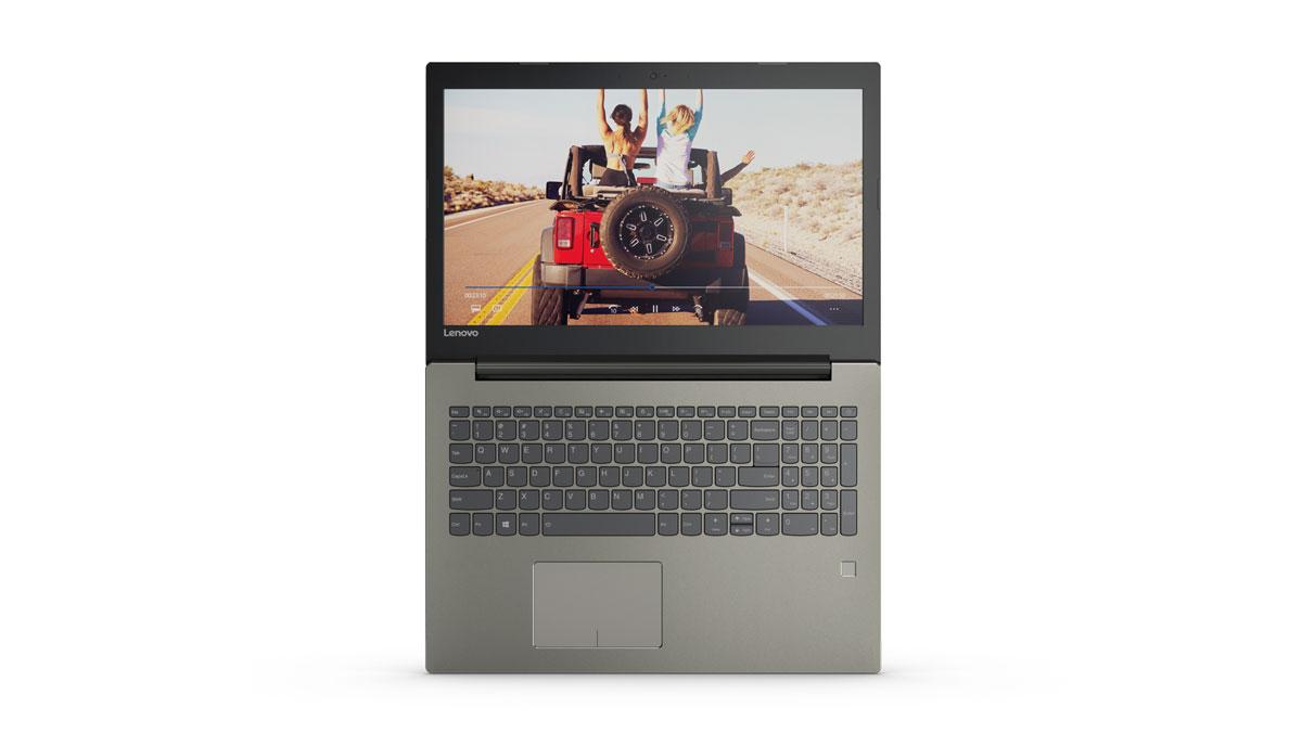 Фото  Ноутбук Lenovo ideapad 520-15 Iron Grey (81BF00ECRA)