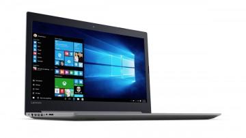 Фото 0 Ноутбук Lenovo ideapad 320-17 Platinum Grey (81BJ005MRA)