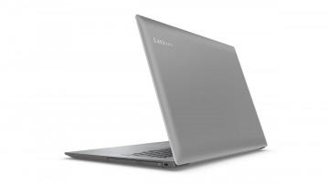Фото 3 Ноутбук Lenovo ideapad 320-17 Platinum Grey (81BJ005MRA)