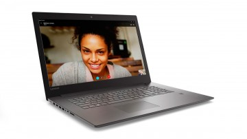 Фото 1 Ноутбук Lenovo ideapad 320-17 Platinum Grey (81BJ005HRA)