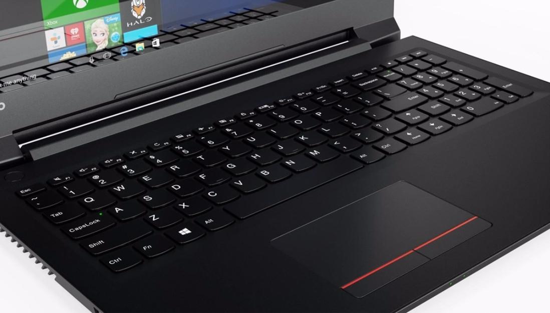 Фото  Ноутбук Lenovo V110-15 Black (80TL0184RA)