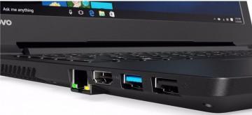 Фото 7 Ноутбук Lenovo V110-15 Black (80TL0184RA)