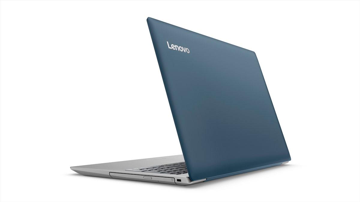 Фото  Ноутбук Lenovo ideapad 320-15 DENIM BLUE (80XL041KRA)