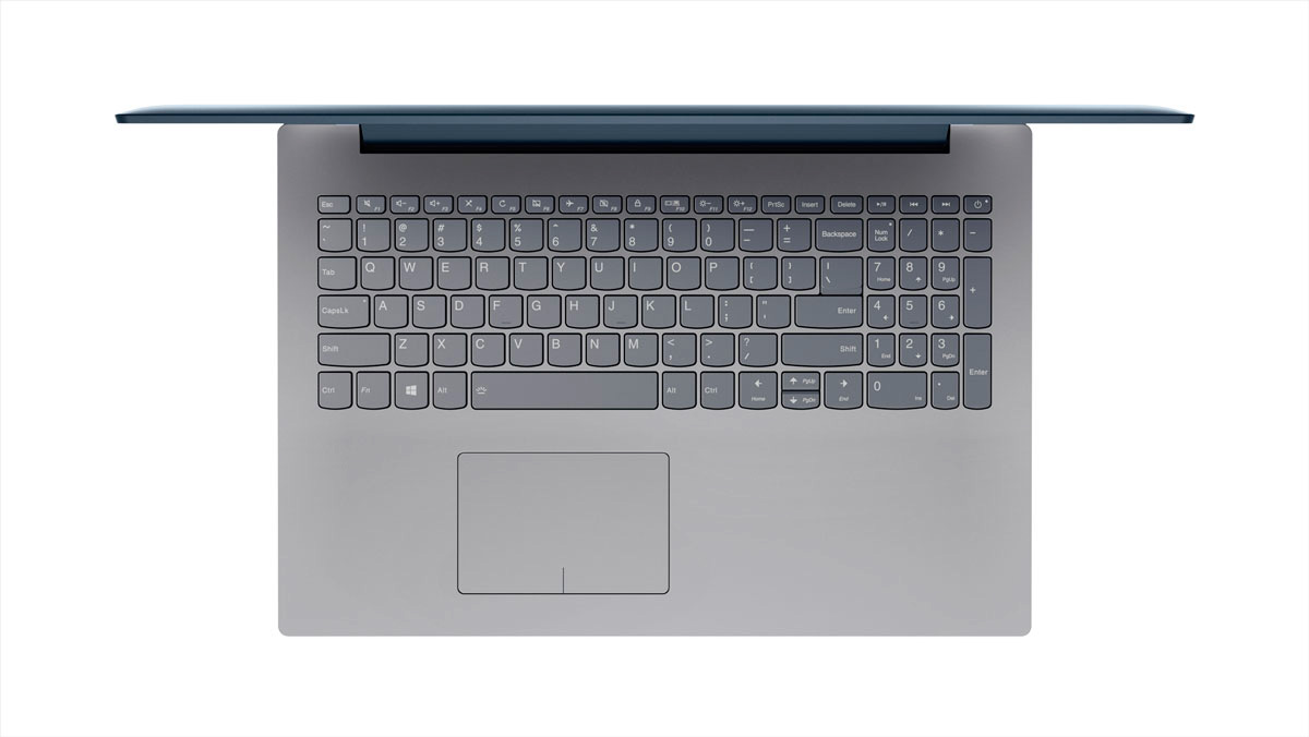 Фото  Ноутбук Lenovo ideapad 320-15 DENIM BLUE (80XL041KRA)