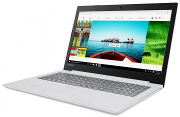 Фото 0 Ноутбук Lenovo ideapad 320-15ISK Blizzard White (80XH022TRA)