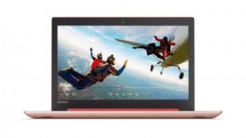 Ноутбук Lenovo ideapad 320-15ISK Coral Red (80XH022URA)