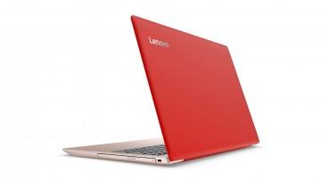Фото 5 Ноутбук Lenovo ideapad 320-15ISK Coral Red (80XH022URA)