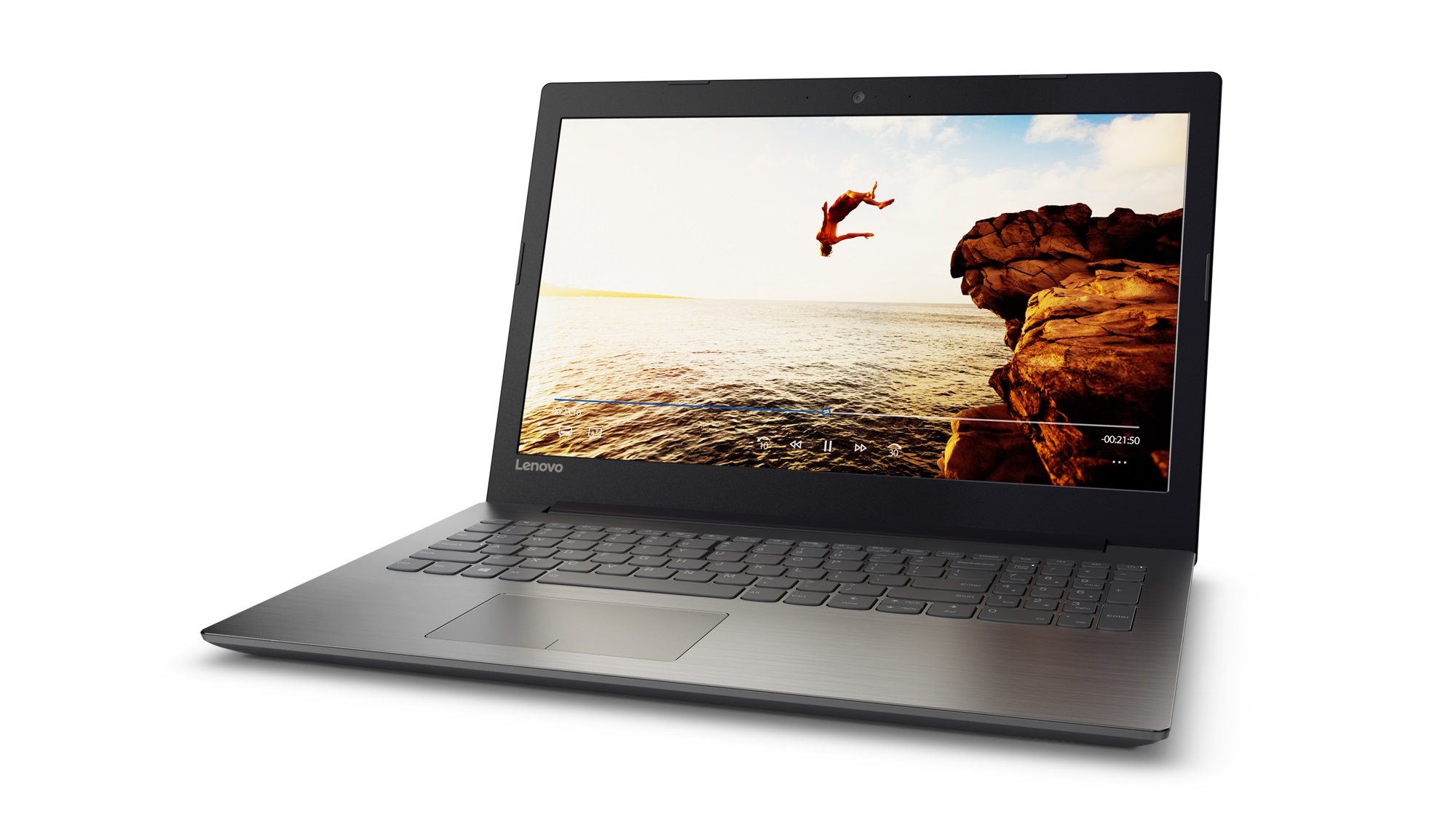 Фото  Ноутбук Lenovo ideapad 320-15IKB Onyx Black (81BG00VCRA)
