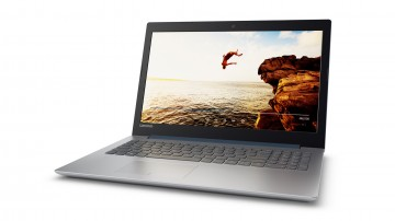 Фото 1 Ноутбук Lenovo ideapad 320-15IKB Denim Blue (81BG00VDRA)