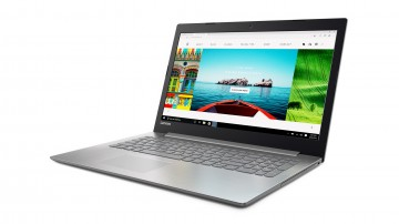 Фото 0 Ноутбук Lenovo ideapad 320-15AST Platinum Grey (80XV00RFRA)