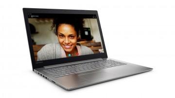 Фото 1 Ноутбук Lenovo ideapad 320-15AST Platinum Grey (80XV00RFRA)