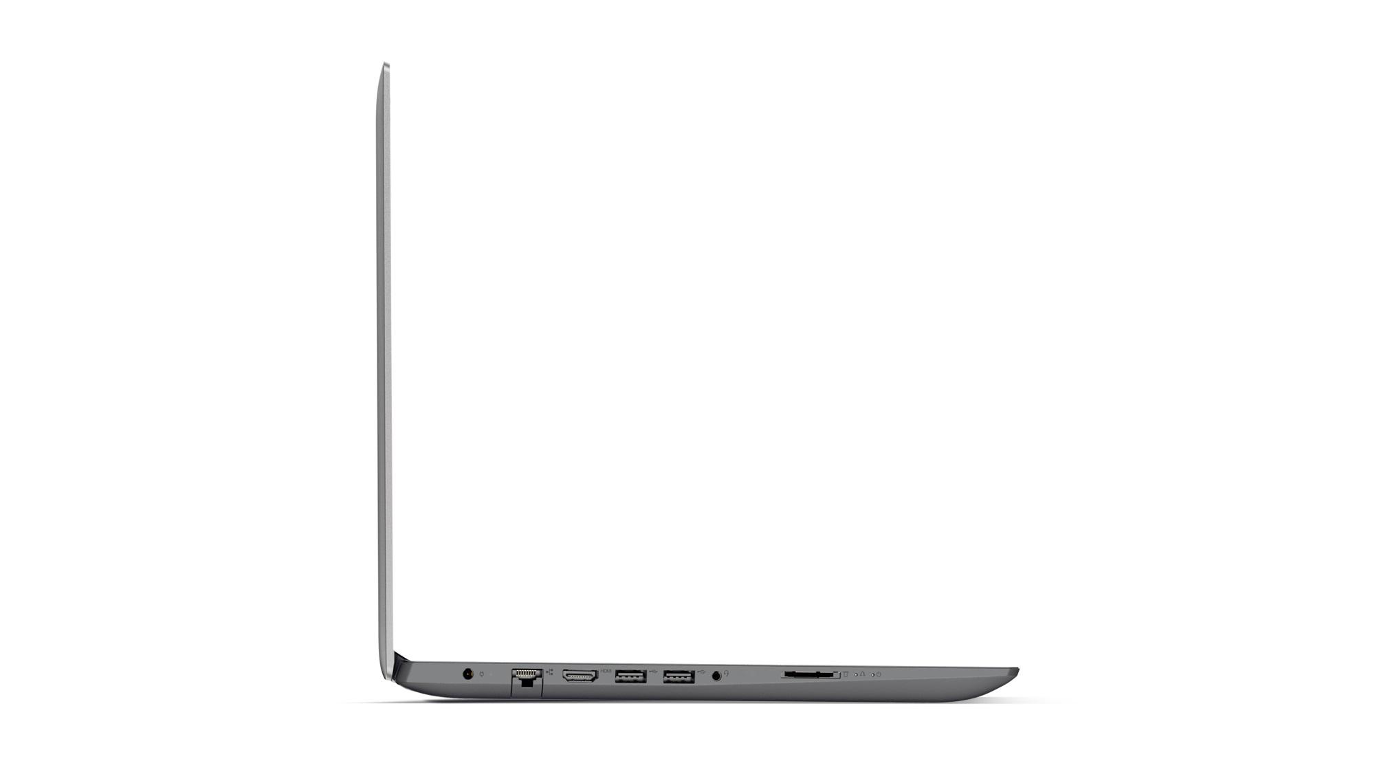 Фото  Ноутбук Lenovo ideapad 320-15AST Platinum Grey (80XV00RFRA)