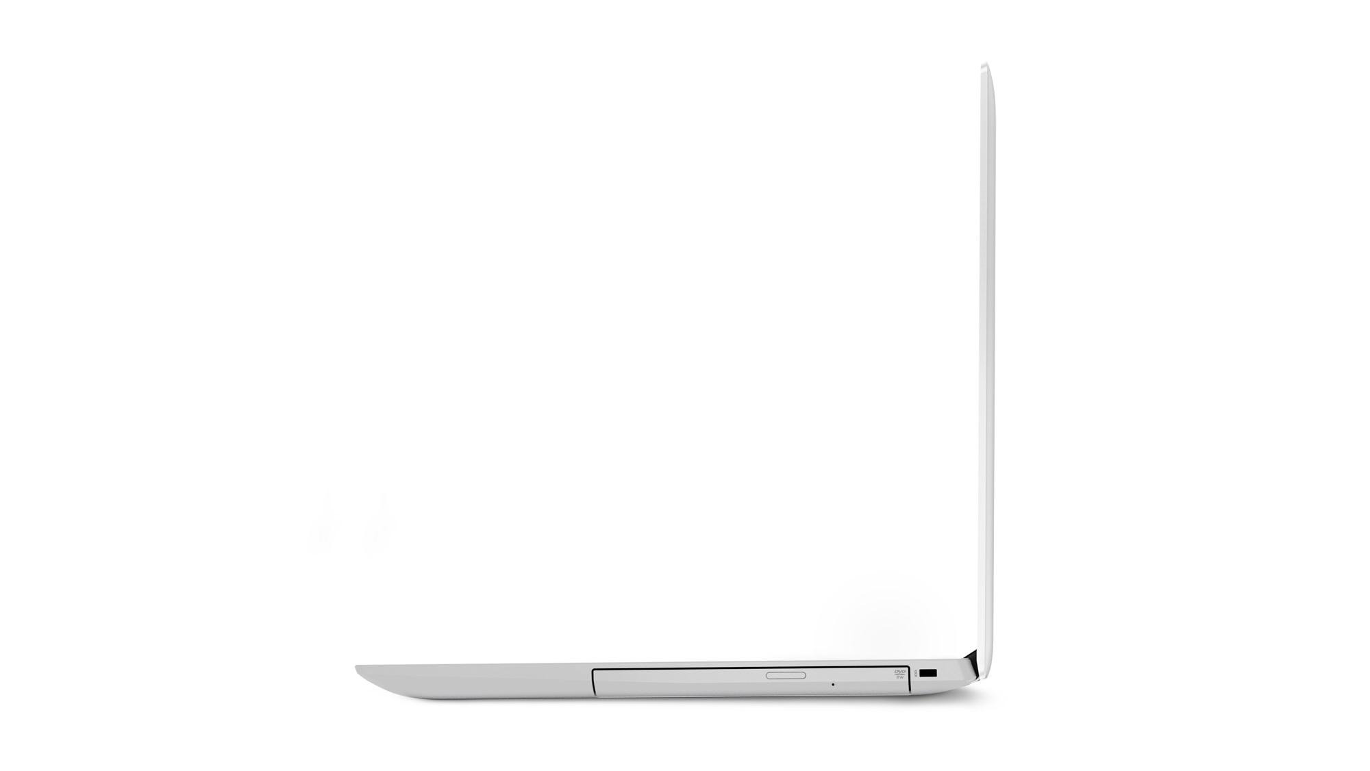 Фото  Ноутбук Lenovo ideapad 320-15ISK Blizzard White (80XH00W3RA)