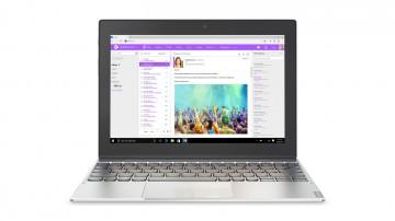 Фото 1 Планшет Lenovo ideapad Miix 320 WiFi Platinum Silver (80XF00LXRA)