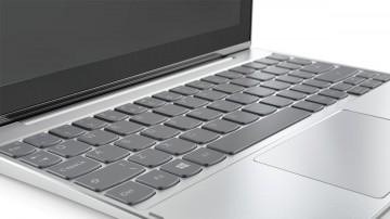 Фото 2 Планшет Lenovo ideapad Miix 320 WiFi Platinum Silver (80XF00LXRA)