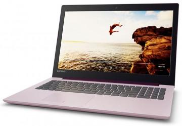 Фото 2 Ноутбук Lenovo ideapad 320-15ISK Plum Purple (80XH00XQRA)