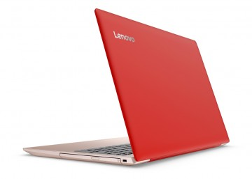 Фото 4 Ноутбук Lenovo ideapad 320-15ISK Coral Red (80XH020FRA)