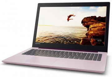 Фото 0 Ноутбук Lenovo ideapad 320-15ISK Plum Purple (80XH020HRA)