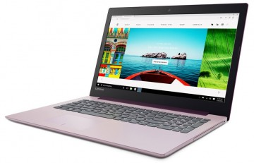 Фото 1 Ноутбук Lenovo ideapad 320-15ISK Plum Purple (80XH020ERA)