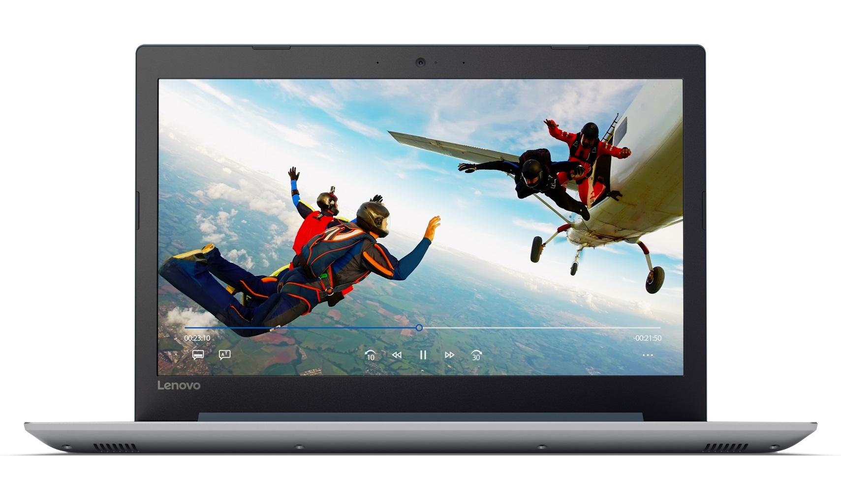 Фото  Ноутбук Lenovo ideapad 320-15ISK Denim Blue (80XH020CRA)