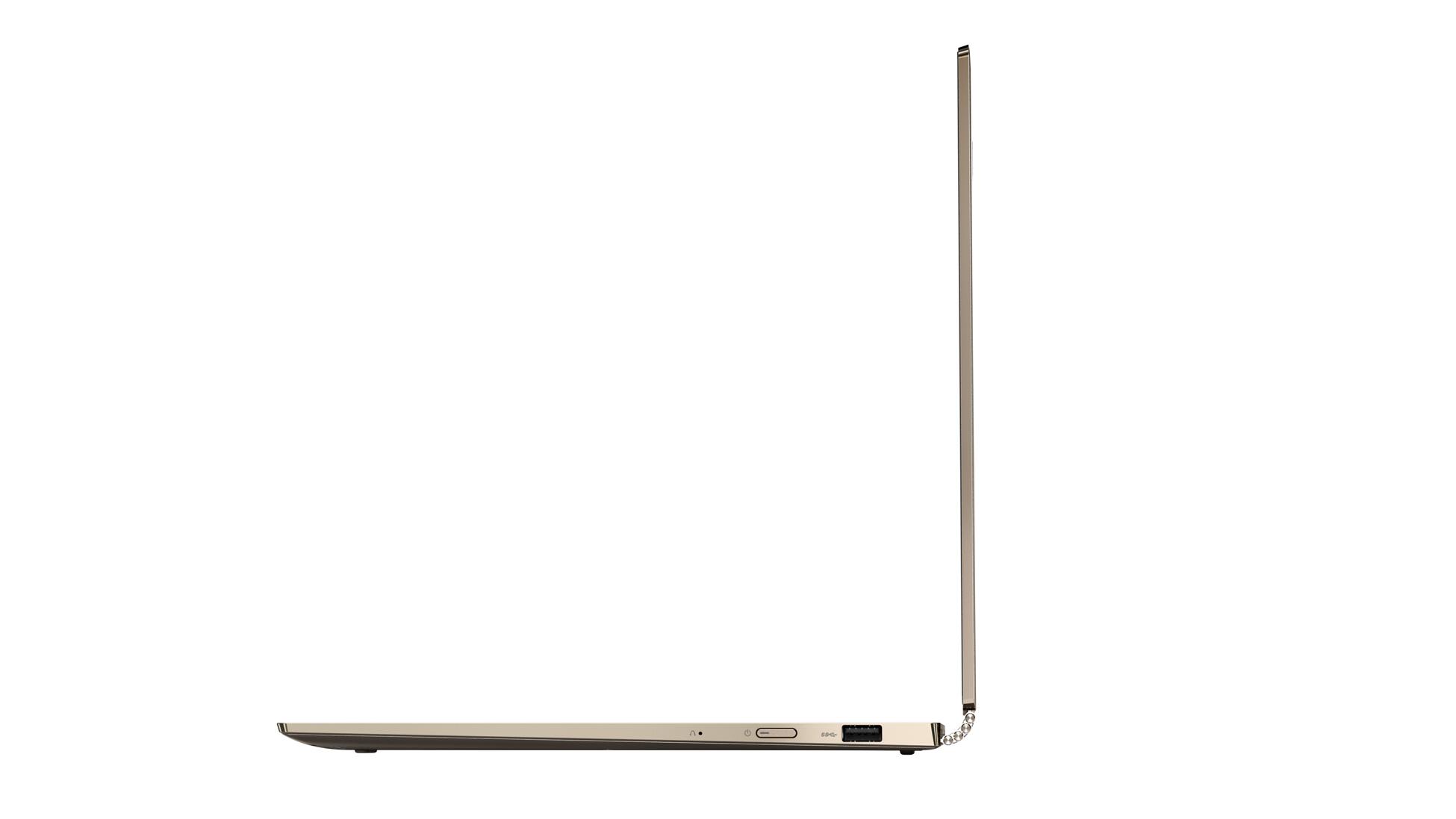 Фото  Ультрабук Lenovo Yoga 920 Bronze (80Y700FRRA)